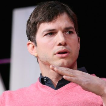"Ashton Kutcher calls out a tabloid for referring to a family member as his ""mystery girl"""
