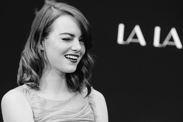 """Here's everything Emma Stone has worn on her """"La La Land"""" press tour — prepare yourself for serious style envy"""