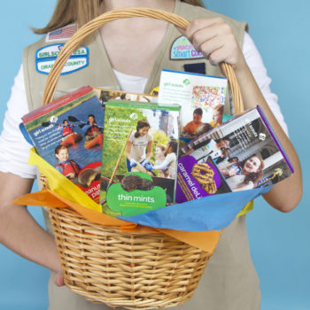 Sorry, but you're going to have to pay more for Girl Scout cookies this year