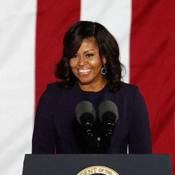 Michelle Obama will not stop working to make the world better after leaving the White House