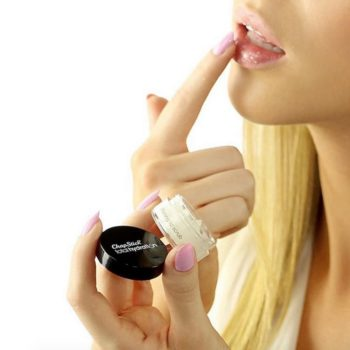 ChapStick launched a natural conditioning scrub that is seriously heaven for your lips