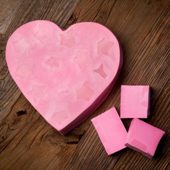 We're crushing hard on Lush's Valentine's Day collection