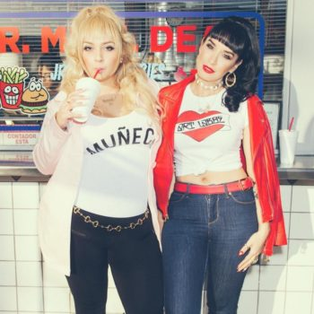 Boss chicas of Bella Doña tell us their beauty secrets, inspire us to buy sassy streetwear tees
