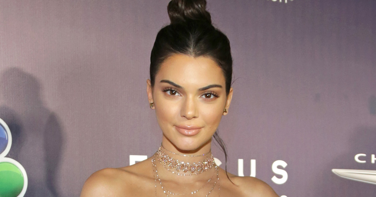 """Kendall Jenner says she's """"exhausted"""" over speculation that she's had plastic surgery"""
