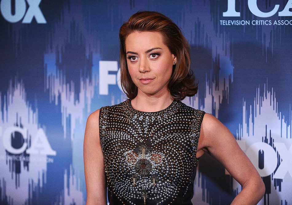 "Aubrey Plaza is really hoping for an R-rated ""Parks and Recreation"" movie, and we'd totally be down"