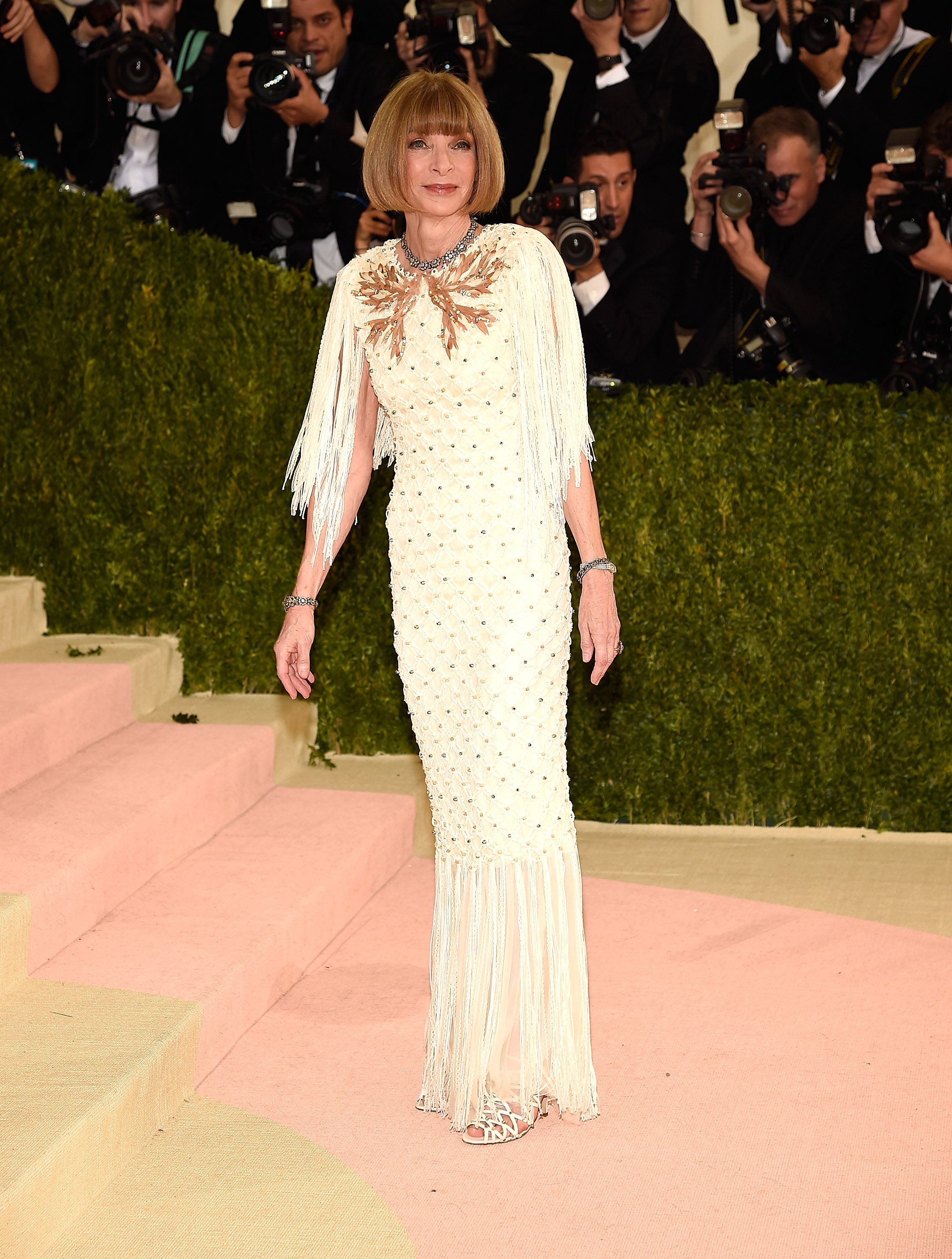 Anna Wintour Will Reportedly Bring Her Fierce Style To