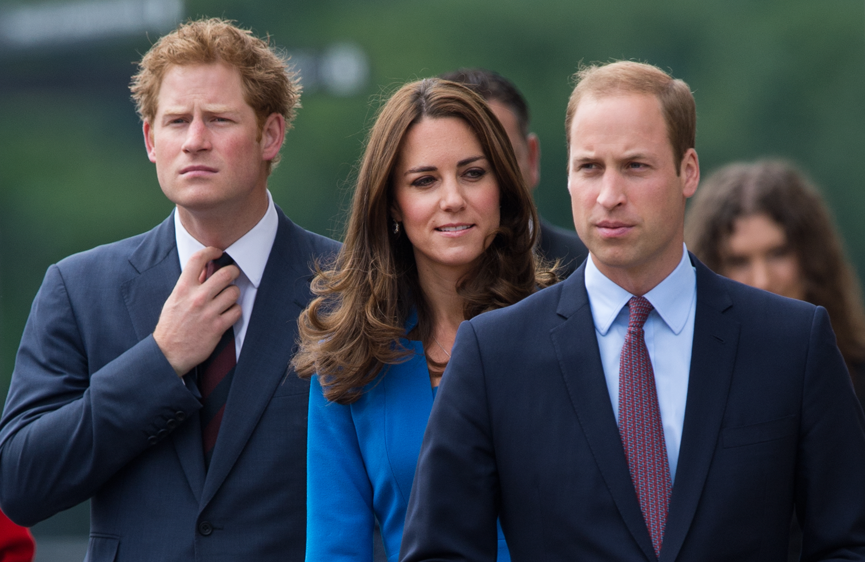 Royals Kate, Harry, and William are making a documentary for the most inspiring reason