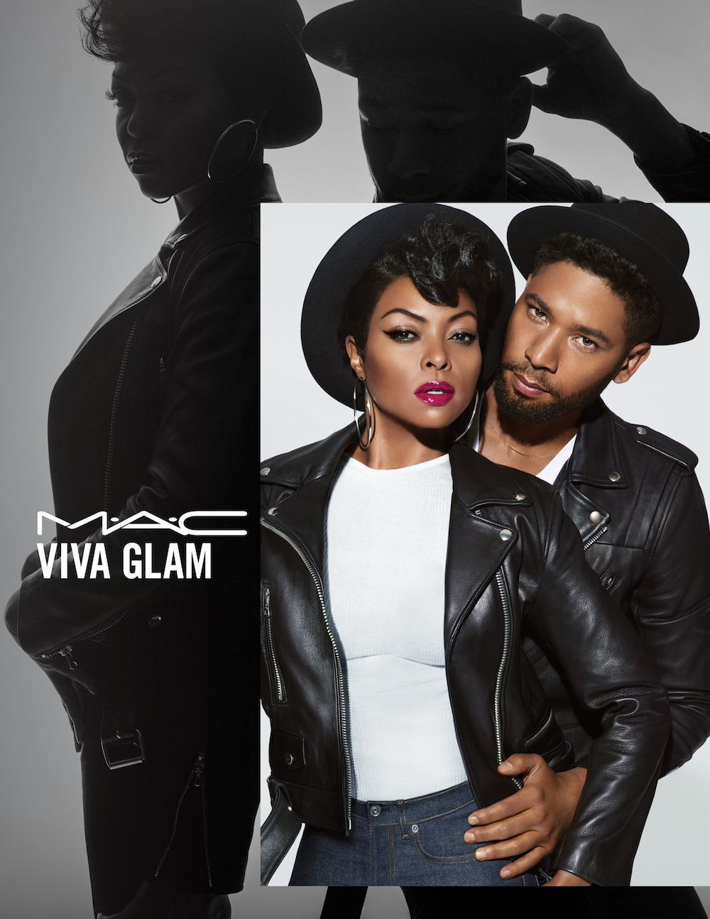 Taraji P. Henson's MAC Cosmetics Viva Glam collab is coming out soon, so get your wallets ready