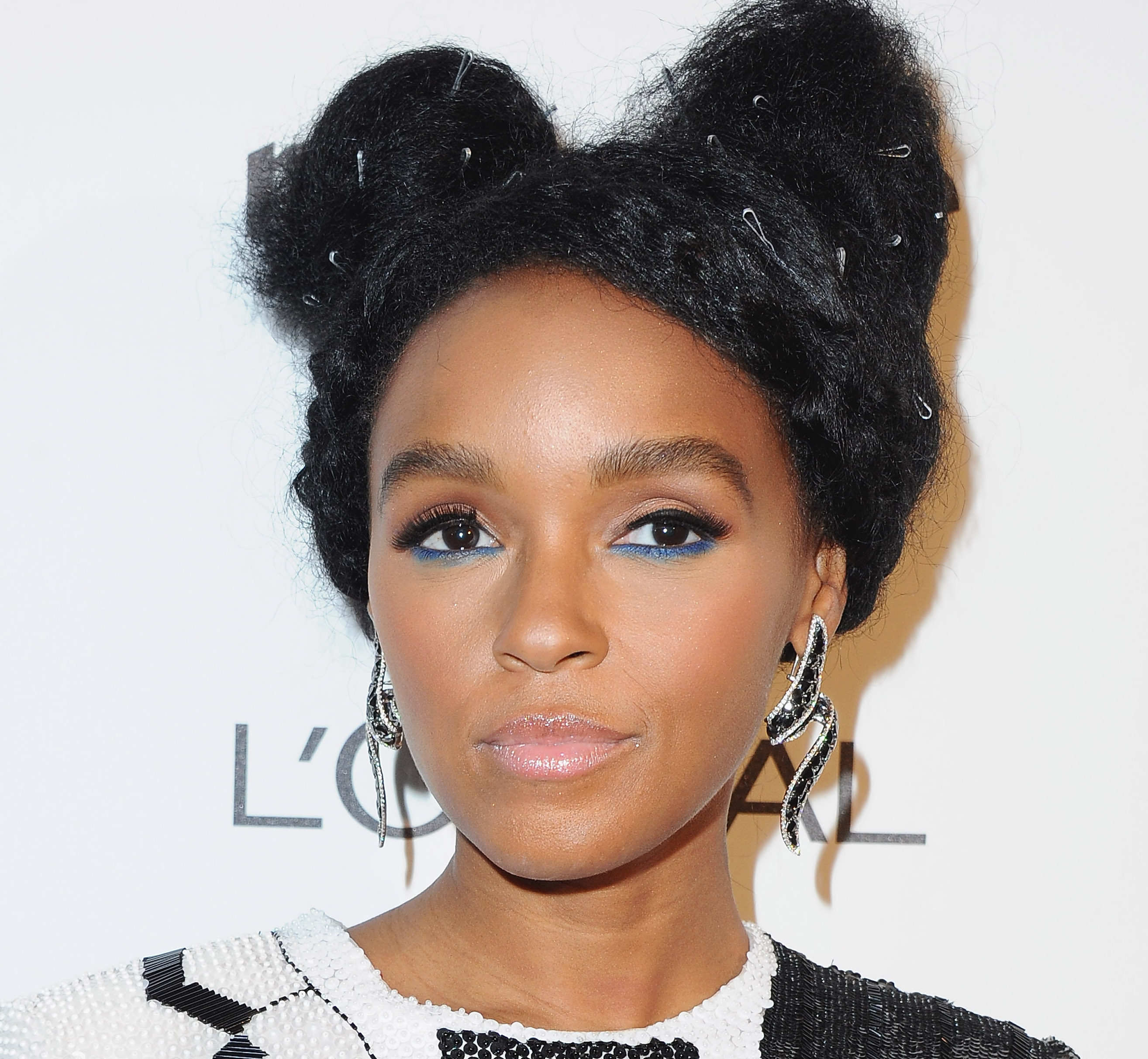 Janelle Monáe's NASA-themed photoshoot shows her blossoming into a space queen
