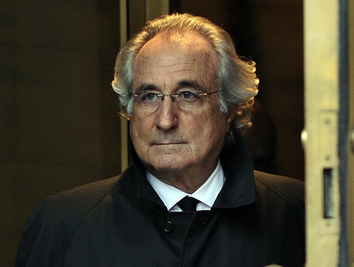 Bernie Madoff has become a hot chocolate king in prison, and we're very confused about this