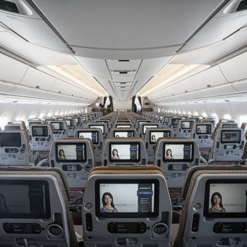 Hate the middle seat on airplanes? This new invention could change that forever