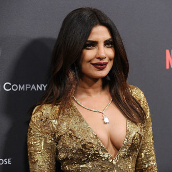 """Priyanka Chopra is recovering after an injury on the set of """"Quantico,"""" and we're glad she's OK!"""