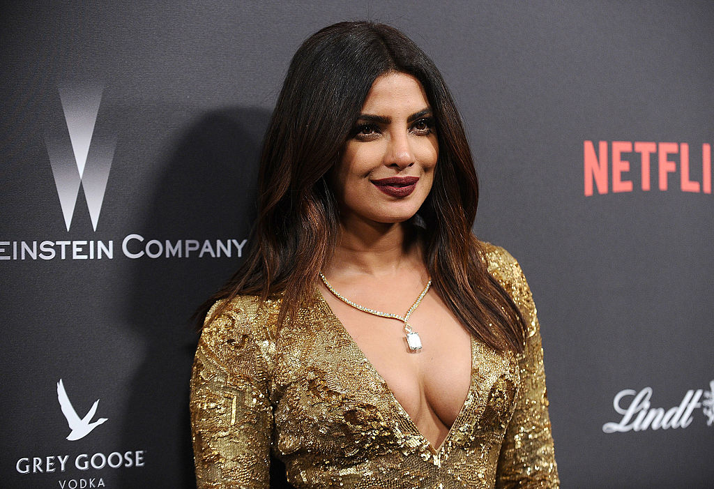 "Priyanka Chopra is recovering after an injury on the set of ""Quantico,"" and we're glad she's OK!"