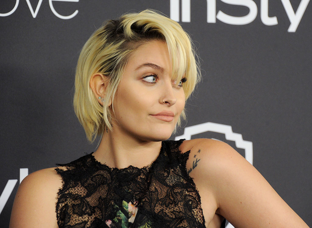 Paris Jackson has responded to 'Urban Myths' removing the episode about her dad