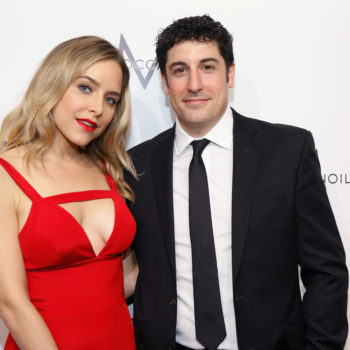 Jason Biggs and Jenny Mollen are hosting a new game show about relationships and we sort of can't wait