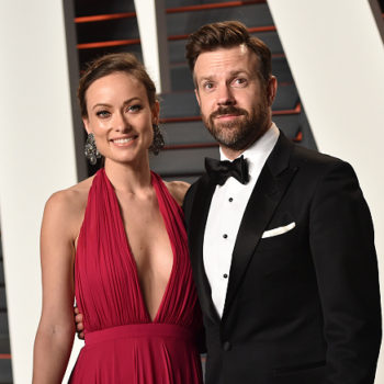 Jason Sudeikis said the sweetest thing about Olivia Wilde as a mom