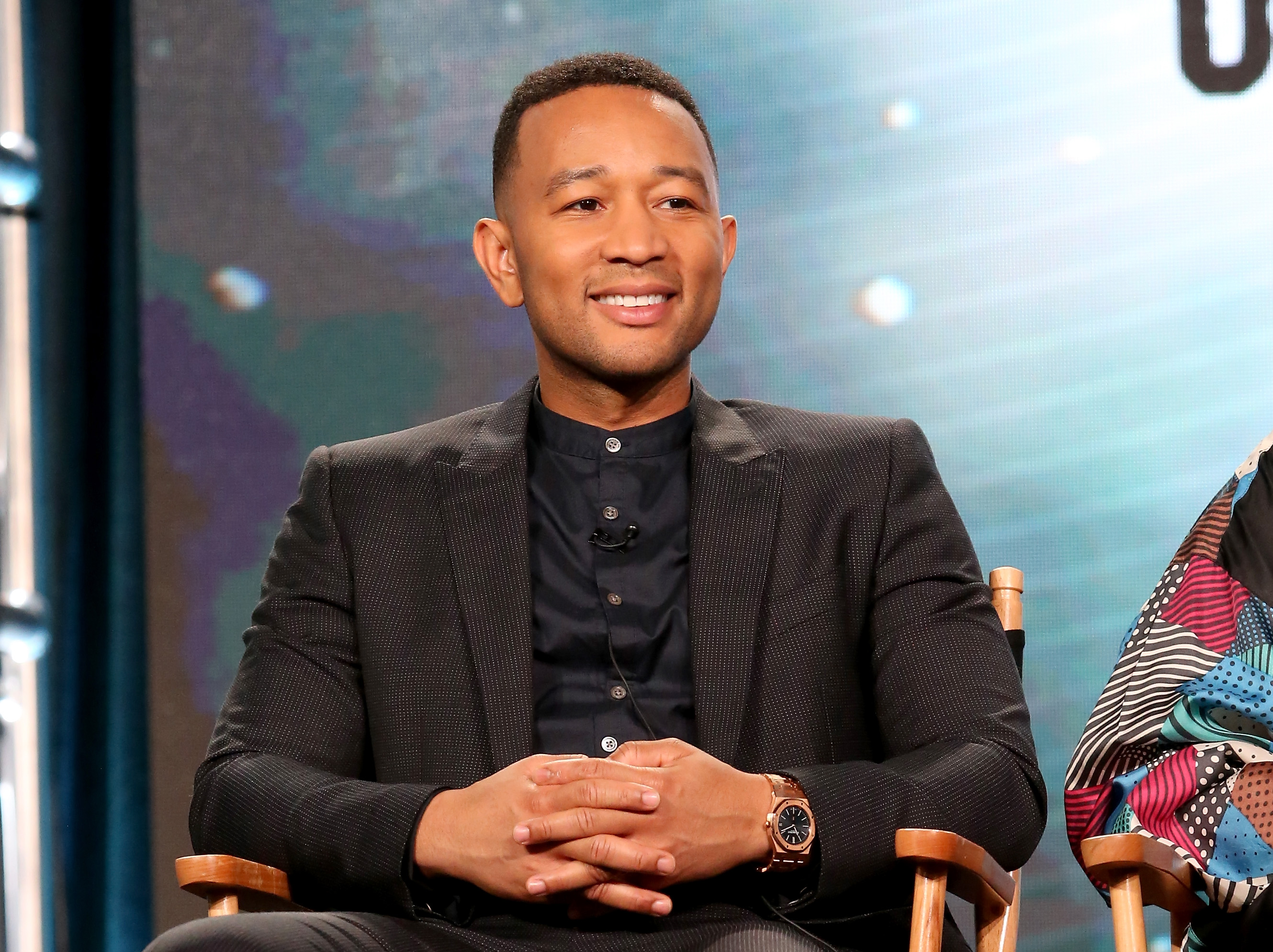 John Legend has some big news about baby Luna