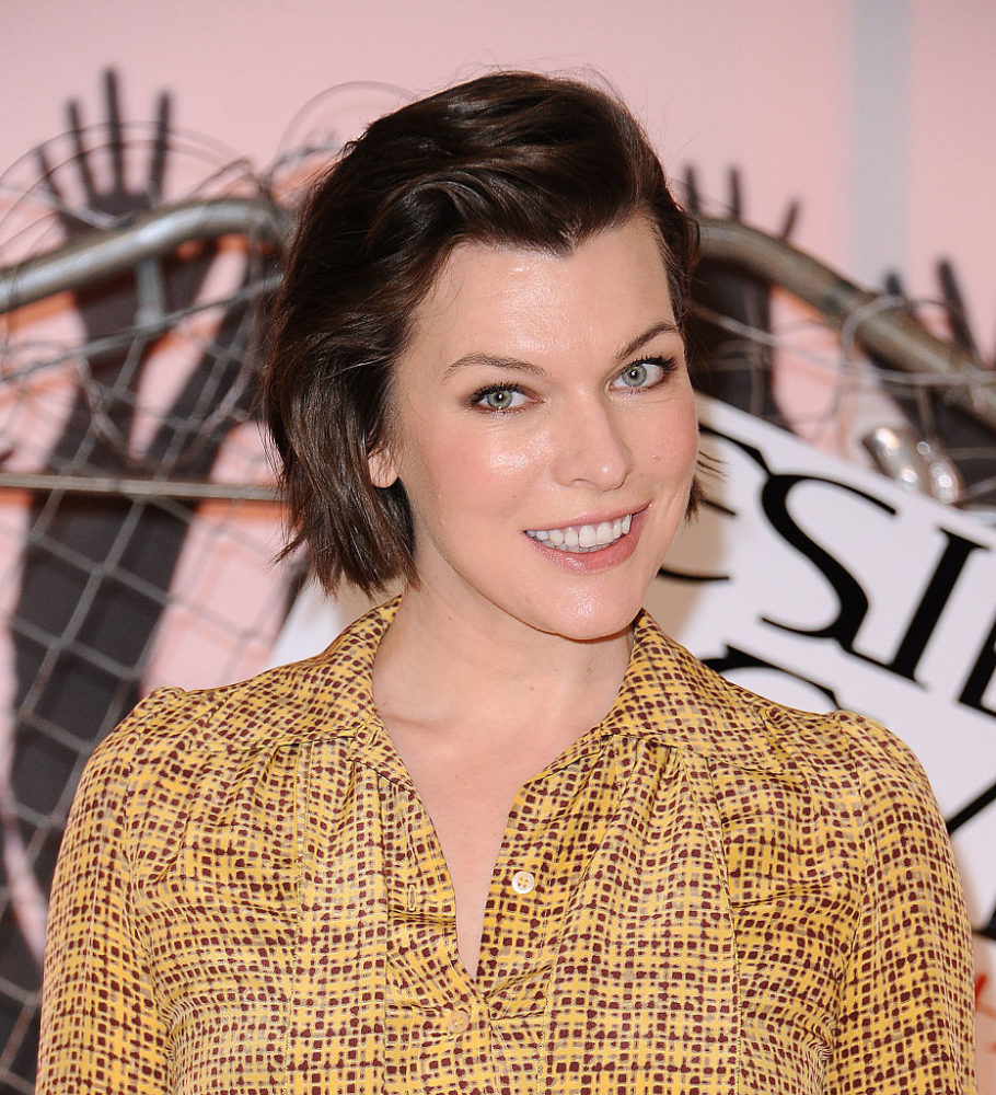 Milla Jovovich Wore A $20 Top On The Red Carpet, And Here