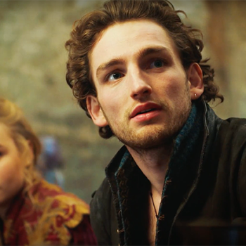 We are SO READY to see William Shakespeare as a punk rocker in this new TV series