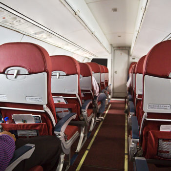This airline is considering having a women's only row, and are you serious?