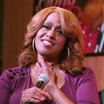 Jennifer Holliday has pulled out of the inauguration, and her statement says it all