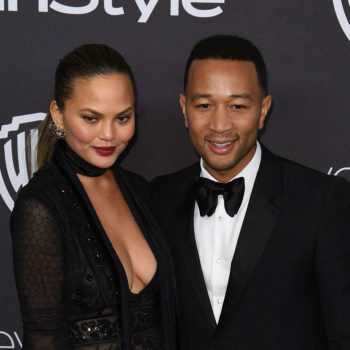 Chrissy Teigen and John Legend just proved you can still ooze sex appeal in a onesie