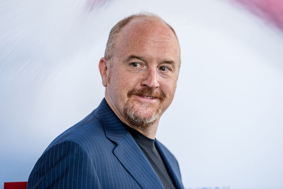 Louis C.K. is playing a cop again, and we're hoping for a Leslie Knope cameo