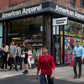 American Apparel is closing ALL of its stores so soon, and we're pretty upset about it