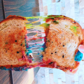 8 times Instagram blessed us with yummy grilled cheese recipes