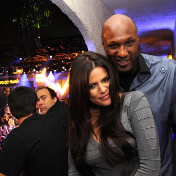 Lamar Odom opened up about waking up in the hospital with Khloé by his side, and it's so emotional