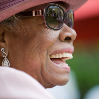 A Maya Angelou full length documentary is coming to PBS next month so mark your calendars now