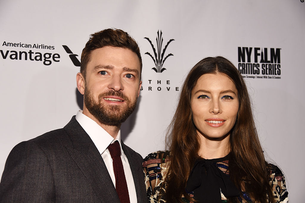 Jessica Biel thanked husband Justin Timberlake in the most aww-dorable way
