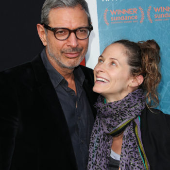 Jeff Goldblum and his wife are having a baby, because life, uh, finds a way