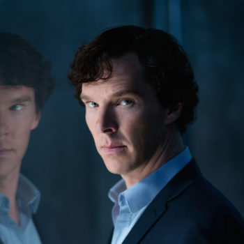 "It's time to talk about the season (SERIES??) finale of ""Sherlock"""