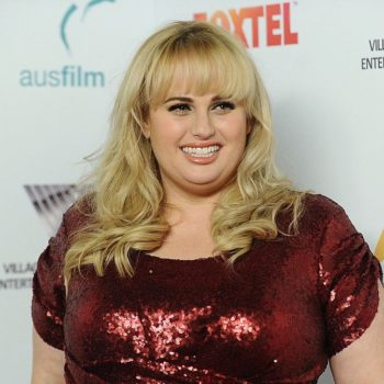"Rebel Wilson had a mini ""Pitch Perfect"" reunion with Ben Platt!"