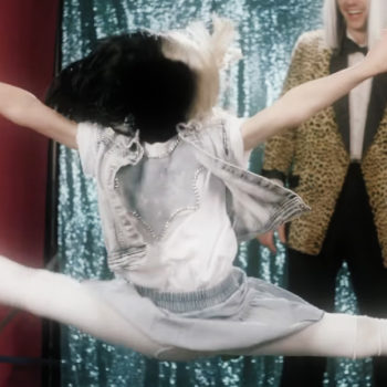"Sia's upbeat music video for ""Move Your Body"" is a retro-lover's dream"