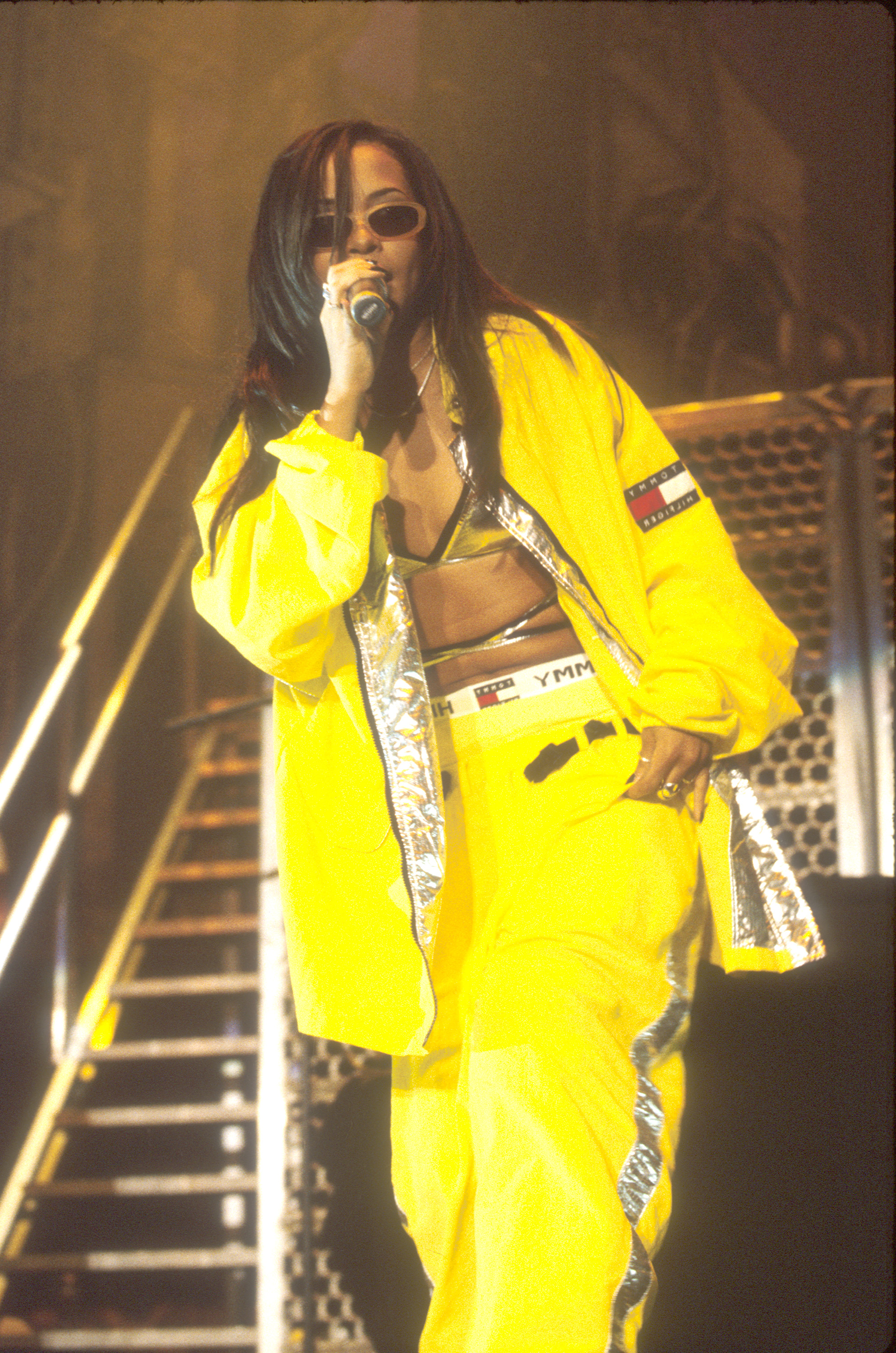 Aaliyah would have been 38 years old today — let's ...