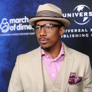 Nick Cannon stood up for Mariah Carey like a true gent