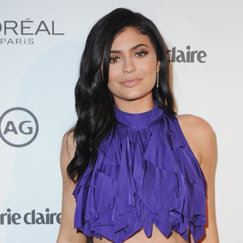 Kylie Jenner is taking a fashion cue from Paris Hilton with her Juicy Couture tracksuit