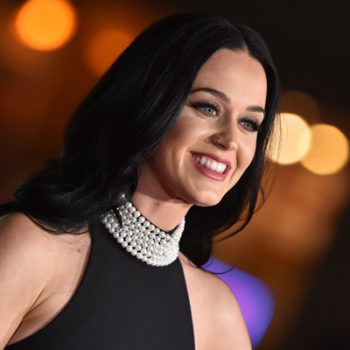 Katy Perry debuted striking blonde locks over the weekend and you'll barely recognize her