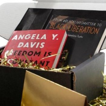 This subscription service mails books by Black authors directly to you