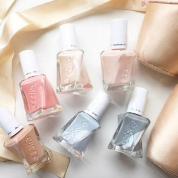 "Essie's new ballerina-inspired gel nail polish collection is ""en pointe"""