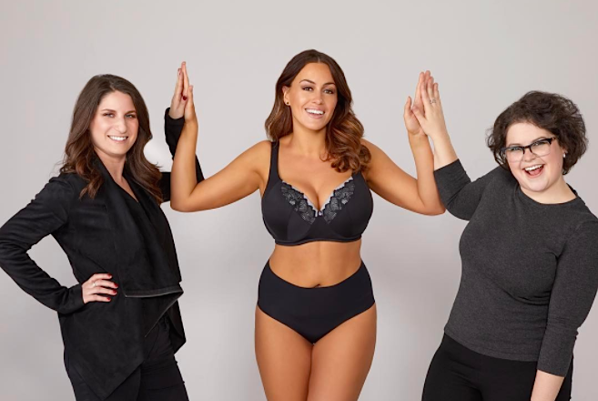 Trusst Lingerie's newest campaign lets you nominate an inspiring woman in your life for a free bra