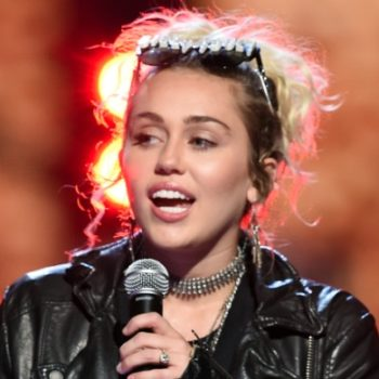Miley Cyrus snapped a pic of growing out her roots, and it's just utterly relatable