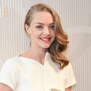 Amanda Seyfried opened up about becoming a mom and why she just doesn't care about a fancy wedding