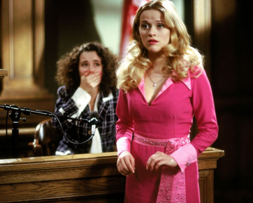"Here are all the possible storylines Reese Witherspoon has in mind for ""Legally Blonde 3"""