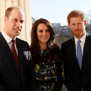The Royal Family wants people to actually talk about mental health so fewer people suffer in silence