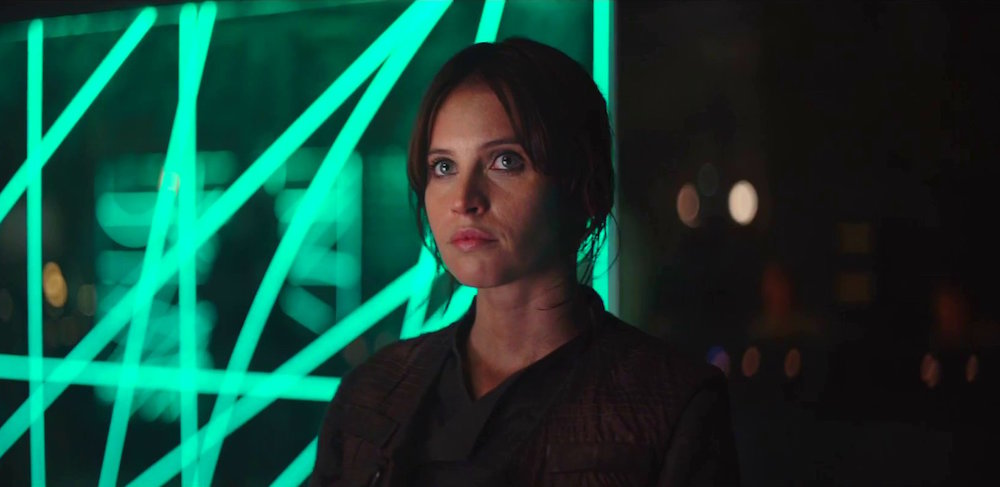 "Even though ""Rogue One"" starred a woman, only 9% of its speaking characters were female"