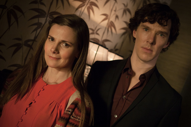 Sherlock (both the person and the show) is a total jerk to Molly Hooper, and it is 100% not okay