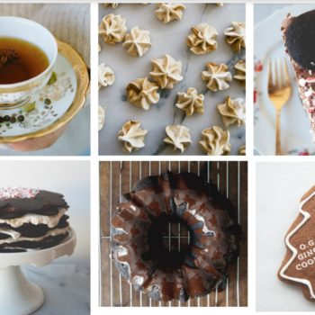 Here are some super cozy desserts to help get you through winter